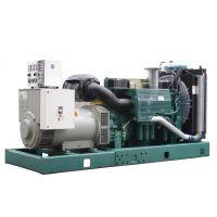 威海沃尔沃380KW柴油发电机组 排放达环保标准