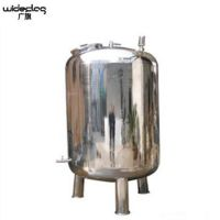 汕尾市供应304 316不锈钢材质无菌水箱 桶装水厂专用10吨纯水箱 经济实用脉德净