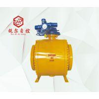 上海锐尔Q367F-25C大口径高压球阀