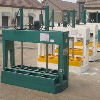 曲阜三元机械供应50T液压冷压机保温一体板压力机