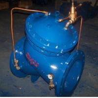 DY203X铸钢法兰减压稳压逆止阀生产厂家