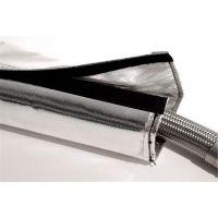 厂家直销安徽地区搭扣式铝箔玻纤套管批发