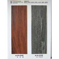 供应番禺片材塑胶地板jb-56仿木纹片材健步提供