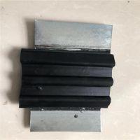 中埋式钢边天然橡胶止水带A300*8中孔钢边止水带一米多少钱