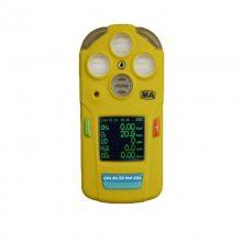 山能直销煤矿专用五合一气体检测仪 多参数气体检测报警仪