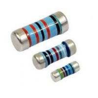 RJM 型精密圆柱状金属膜电阻器超高精度0.1%电阻高精密生厂家直销