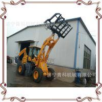 挖掘装载抓木机 两头忙装载机械 两头忙装载旋挖钻 生产销售