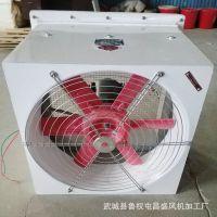 供应T35-11低噪声方形壁式防爆轴流风机0.18kw通风机厂家生产直销