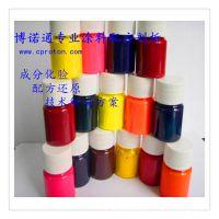 涂料色浆配方 色浆配方分析 涂料色浆成分检测