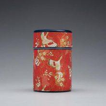 创意复古茶叶包装盒 陶瓷密封存储罐普洱茶叶罐茶仓 批发