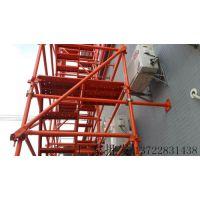 安全爬梯 专业桥墩安全爬梯 施工爬梯通达香蕉式安全爬梯厂家