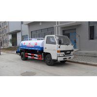 8吨专用洒水车/CSC5250GSSEV工程洒水车价格