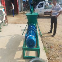 台州屠宰污水固液分离机 加大进料口脱水机 肥料加工设备分离机