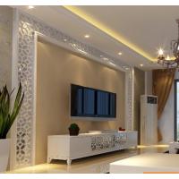 时尚自由组合室内墙面装饰板材波浪板通花板雕刻板厂家定制