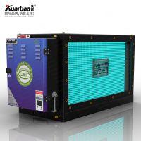 快霸(Kuarbaa) 8000风量油烟净化器UV光解餐饮饭店工业除味设备机