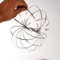 流体手环魔术手环流行减压创意新奇特金属魔术锻炼道具