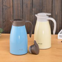 批发订制货办公家用礼品定制真空保温咖啡壶创意不锈钢logo代加工
