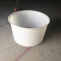 1500L塑料圆桶 可堆叠1.5立方敞口牛筋塑料桶 1.5吨食品腌制桶 鱼菜共生养鱼池
