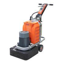 石材翻新机 GX-600固化剂地坪打磨机 四盘对转研磨机