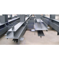 十字柱、箱型柱加工安装就找天维钢结构