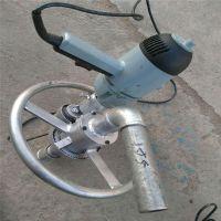 新款热销小型家用水井钻机多齿轮打井机卡博恩电动钻井机价格