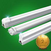 厂家直合创星LED灯管T5/T8一体化LED日光灯管 T8全套支架光管1.2米超亮-T8分体1.2米