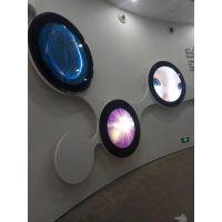 供应合肥户内led风扇屏,3d广告机,65cm