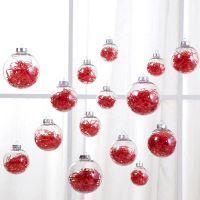 透明球空心圆球商场手机珠宝店铺装饰开业布置橱窗悬挂创意挂饰