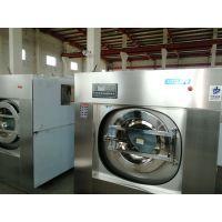 医院床单被服洗涤设备 医用不锈钢洗衣机价格