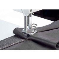 单针锁缝摆梭平板缝线机