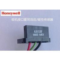 Honeywell霍尼韦尔接口霍耳效应/磁性传感器4AV19F西北区总代理现货常备
