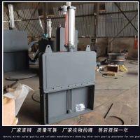 柏润定制各类 热风隔绝门 气动插板隔绝门 厂家生产