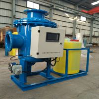 供应博谊锅炉机房物化全程水处理器DN200