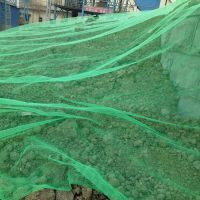 绿色工地盖土网 垃圾覆盖网 环保盖土绿网