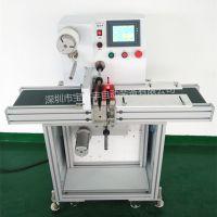 宝吉丰ZX2515浴霸开关滑盖自动贴膜机覆膜机,厂家直销,单面或双面高效贴膜并切断