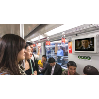 上海地铁广告有那些形式价格 广告公司