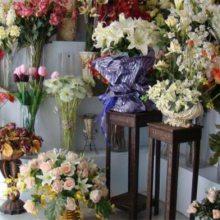 鲜花店品牌加盟-流星花园(在线咨询)-昆明鲜花店加盟