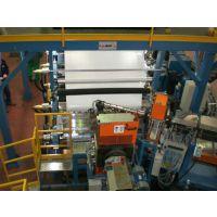 意大利BG PLAST贝杰塑料机械PVC/TPU/TPV挤出涂覆织物生产线