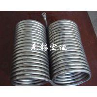无锡宏迪金属不锈钢盘管2520加工定制