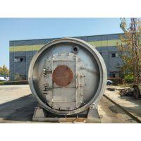 商丘亚科YKJX-06废轮胎热裂解装置环保型卧式转炉日处理10吨轮胎需加工定制