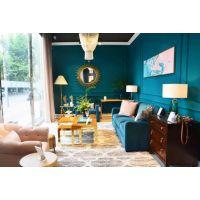 东莞企石书房装修、石排卧室装修、石排室内装修设计