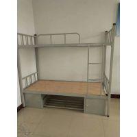 供应重庆学校家具 铁床 简约双层床 公寓床 宿舍床价格实惠