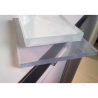 透明阻燃PC板材,黑色PC板 进口透明PC厚板 聚碳酸酯塑料板