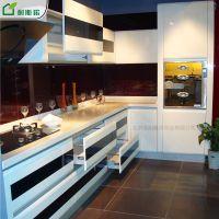 厂家直销橱柜设计 整体厨房橱柜装修设计 淘宝热卖橱柜门板烤漆