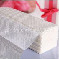 【厂家直销】纯木浆3折擦手纸厨房用纸酒店洗手间抹手纸