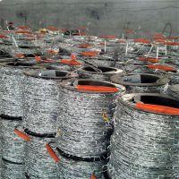 防护刺绳 刺丝滚笼 刺绳立柱厂家