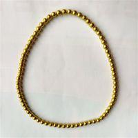 金色磁性项链ML-01 首饰磁铁 钕铁硼强力磁铁