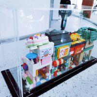 河北厂家定制亚克力资料展示盒礼品包装盒展示盒防尘罩子有机玻璃展示