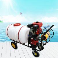 柴油汽油多型号多功能施肥打药机 驰航汽油发动机 大型打药机