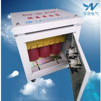 进口设备380V/208V三相降压变压器言诺SG-70KVA三相干式变压器